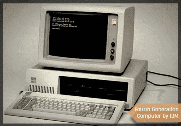 Fourth Generation Computers Tech Hyme