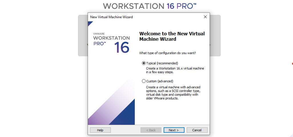 Install VMware Tech Hyme