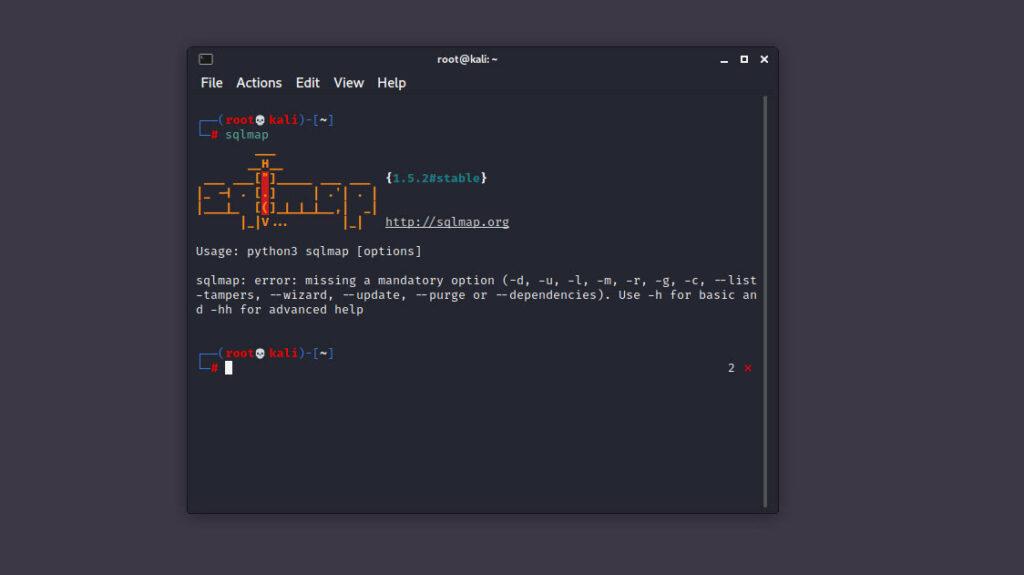 sqlmap commands tech hyme